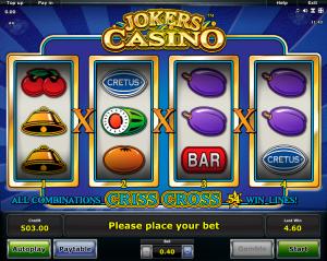 Play Slot Jokers Casino Online