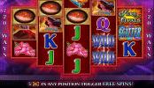 Slot Machine Fire Opals Online