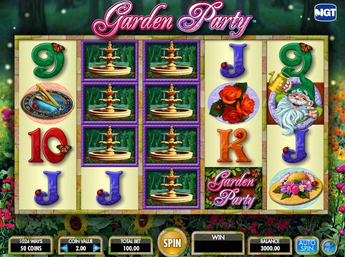 online slots free garden spiele