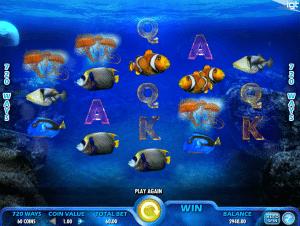 Online Slot Pacific Paradise