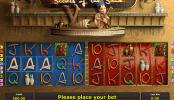 Online Slot Machine Secrets Of The Sand
