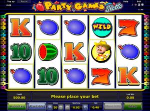 Online Slot Machine Party Games Slotto