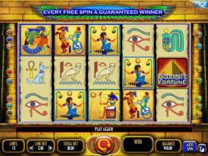 online slot machine fortune online