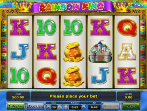 Online Slot Rainbow King