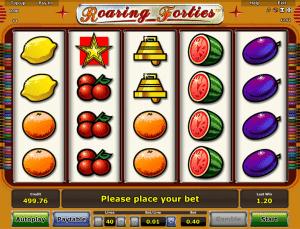 Online Slot Roaring Forties