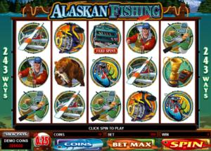 Online Alaskan Fishing Slot