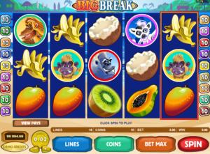 Play Slot Big Break Online
