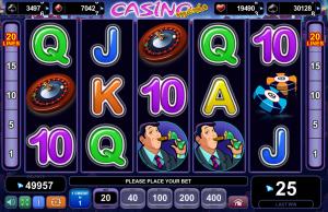 Online Slot Machine Casino Mania