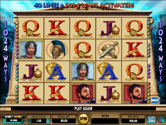 Free Slots Treasures Of Troy