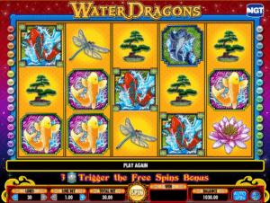 Online Water Dragons Slot