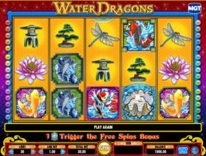 Water Dragons Slot