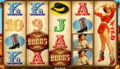 Slot Machine Western Belles Online