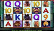 Slot Machine Wild Wolf Online