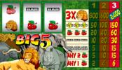 Online Slot Big 5