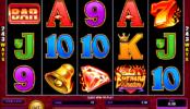 Online Slot Machine Burning Desire