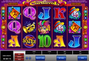 Play Slot Carnaval Online