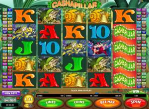 Slot Machine Cashapillar Online