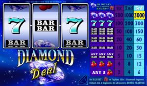 Play Slot Diamond Deal Online