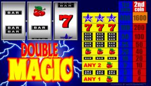 Online Slot Double Magic