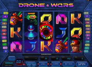 Online Drone Wars Slot