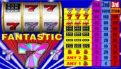 Online Slot Machine Fantastic Sevens