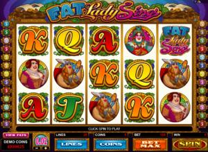 Online Fat Lady Sings Slot