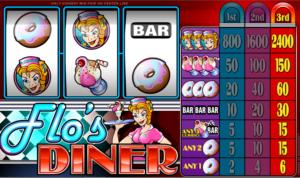 Slot Machine Flos Diner Online