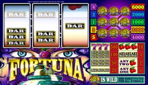 Online Slot Machine Fortuna