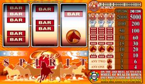 Slot Machine Free Spirit Online