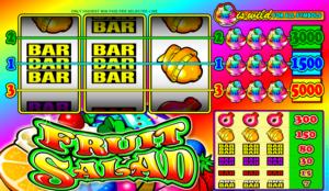 Slot Machine Fruit Salad Online