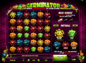 Slot Machine Germinator Online