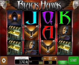 Online Slot Black Hawk