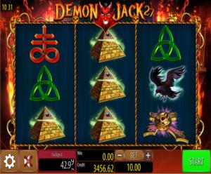 Online Slot Demon Jack 27