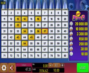 Play Slot Extra Bingo Online