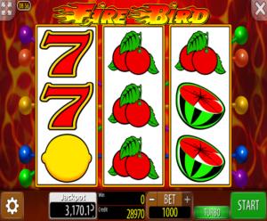 Online Slot Fire Bird