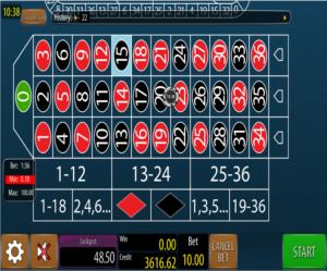Online Golden Roulette Slot