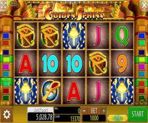Online Golden Sphinx Slot