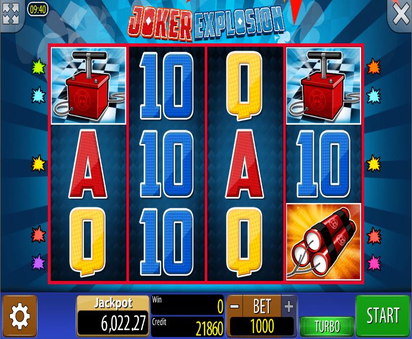 Joker Explosion Slot Machine Online ᐈ Wazdan™ Casino Slots