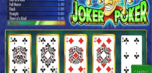 Online Joker Poker Wazdan Slot