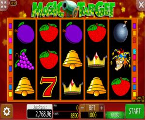 Play Slot Magic Target Online