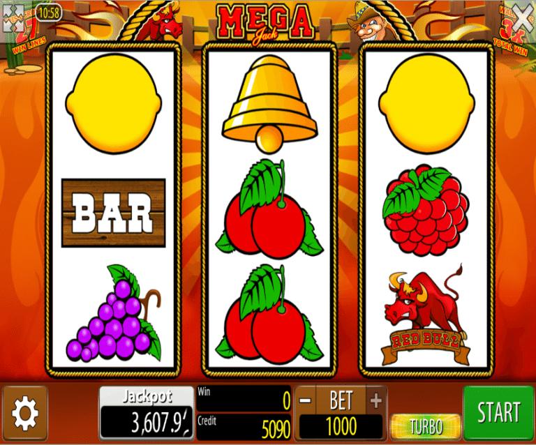 Online Mega Jack Slot