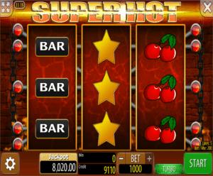Play Slot Super Hot Online