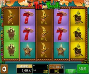 Online Slot Machine Ten Or Twenty