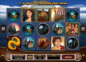 Online Jason And The Golden Fleece Slot