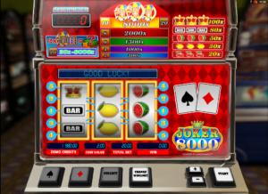 Joker 8000 Online Slot