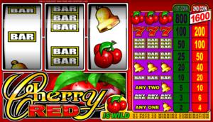 Online Slot Machine Cherry Red