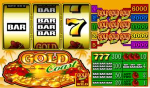 Slot Machine Gold Coast Online