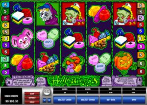 Online Slot Halloweenies