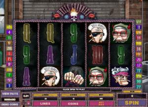 Slot Machine Hells Grannies Online