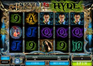 Slot Machine Jekyll And Hyde Online